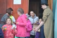 Театрализованный   районный  праздник  «Про всё на свете, что любят дети»