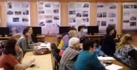 Районный семинар школьных библиотекарей.