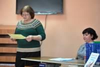Встреча населения с начальником отдела по предоставлению субсидий Государственного областного казённого учреждения «Центр социальной поддержки населения по Кольскому району»