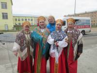 Праздничная программа «Живи, село родное!»
