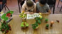 Библиотечное  ассорти  «Нам  не  скучно  в  любую  погоду»  6+